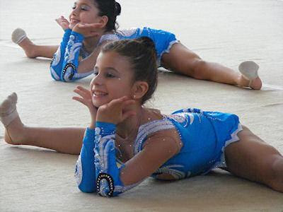 Спонсориране на състезания по гимнастика